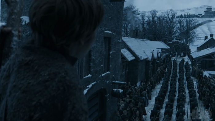 'Game of Thrones' Season 8 tung trailer cực nóng: Arya bị thương, Jon Snow cưỡi rồng ảnh 1