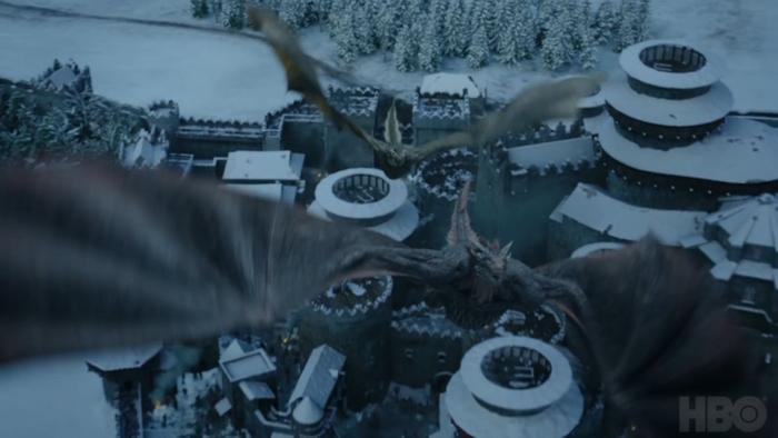 'Game of Thrones' Season 8 tung trailer cực nóng: Arya bị thương, Jon Snow cưỡi rồng ảnh 2