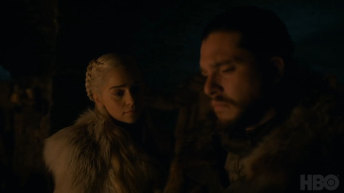 'Game of Thrones' Season 8 tung trailer cực nóng: Arya bị thương, Jon Snow cưỡi rồng ảnh 3