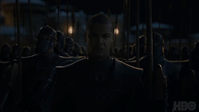 'Game of Thrones' Season 8 tung trailer cực nóng: Arya bị thương, Jon Snow cưỡi rồng ảnh 8
