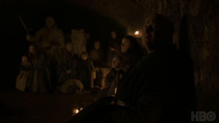'Game of Thrones' Season 8 tung trailer cực nóng: Arya bị thương, Jon Snow cưỡi rồng ảnh 6