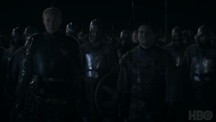 'Game of Thrones' Season 8 tung trailer cực nóng: Arya bị thương, Jon Snow cưỡi rồng ảnh 4
