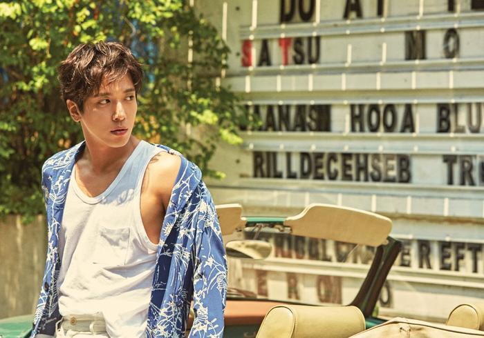 Jung Yonghwa cũng chọn nghĩa vụ quân sự để né tránh scandal.