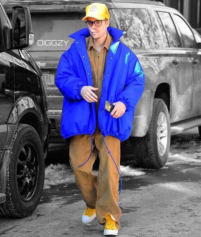 Chúc Justin mau chóng bình phục và lấy lại tinh thần nhé!