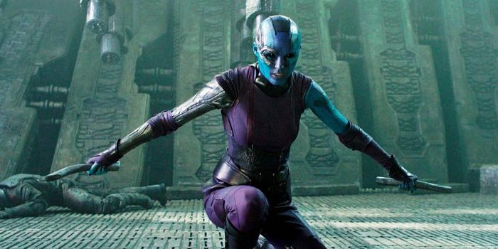 Nebula có thể là người biết rõ về nơi Thanos đến.