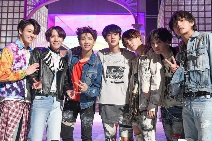 BTS vinh dự xuất hiện trên chương trình tạp kỹ nổi tiếng của Mỹ