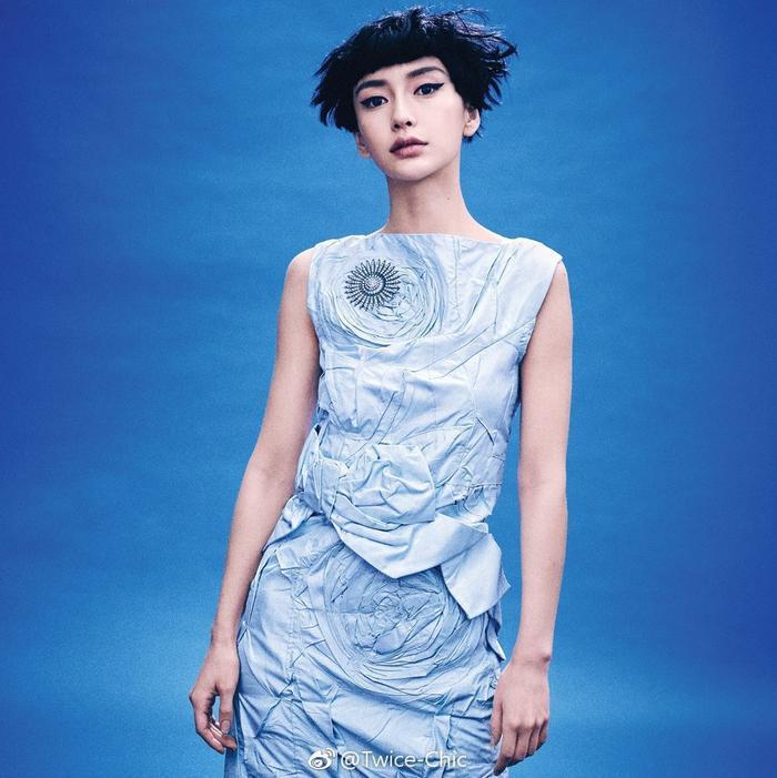 Những nữ minh tinh Trung Quốc xuất hiện trên tạp chí Vogue (Mỹ) được khen gợi đẹp như tranh ảnh 8
