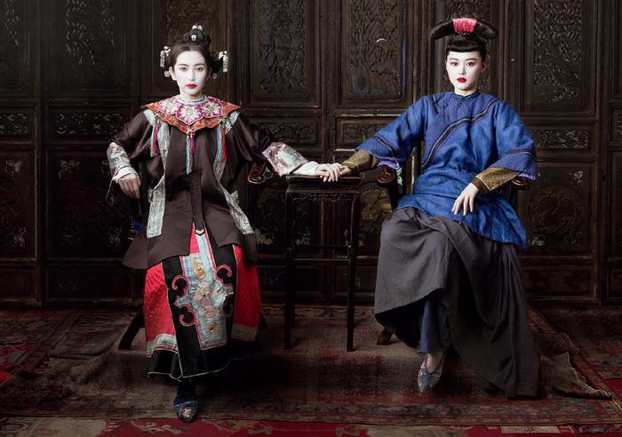 Những nữ minh tinh Trung Quốc xuất hiện trên tạp chí Vogue (Mỹ) được khen gợi đẹp như tranh ảnh 9