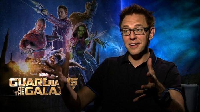 """""""Drax"""" tiết lộ James Gunn nhận được cuộc gọi từ Marvel cho một sự bùng nổ."""
