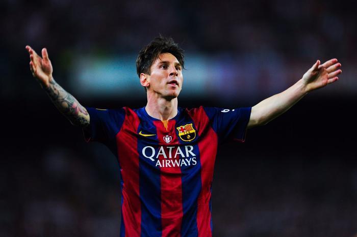Messi chỉ thất bại duy nhất trước CLB Gramenet.