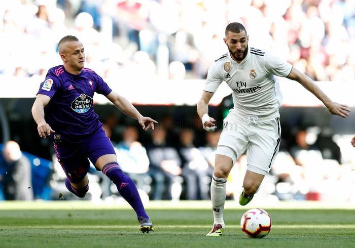 Real Madrid vẫn thiếu một trung phong như Ronaldo trước đây.