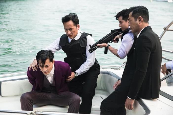 Lâm Phong: Vai diễn trong P Phong Bạo giải phóng ngọn lửa đang bùng cháy trong tôi ảnh 4