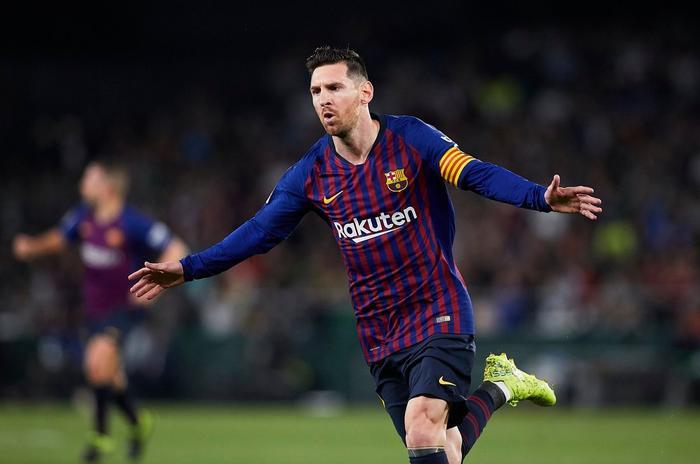Messi đang đạt phong độ rất cao ở mùa giải năm nay.