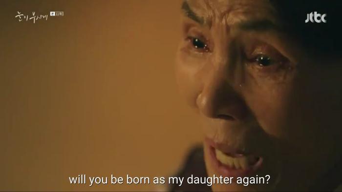Con vẫn sẽ trở thành con gái của mẹ nữa chứ?