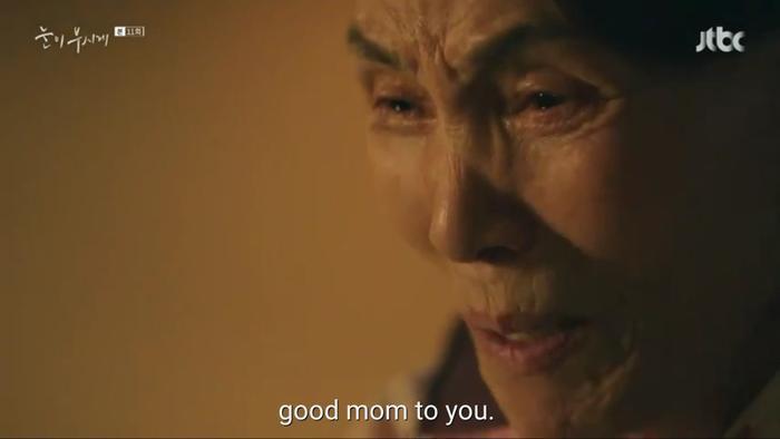 Mẹ sẽ tốt với con.
