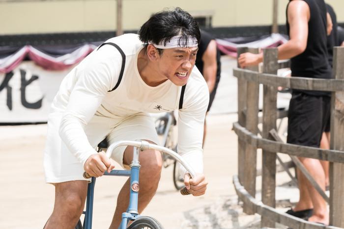 Um Bok Dong – chàng trai vàng của làng đua xe đạp