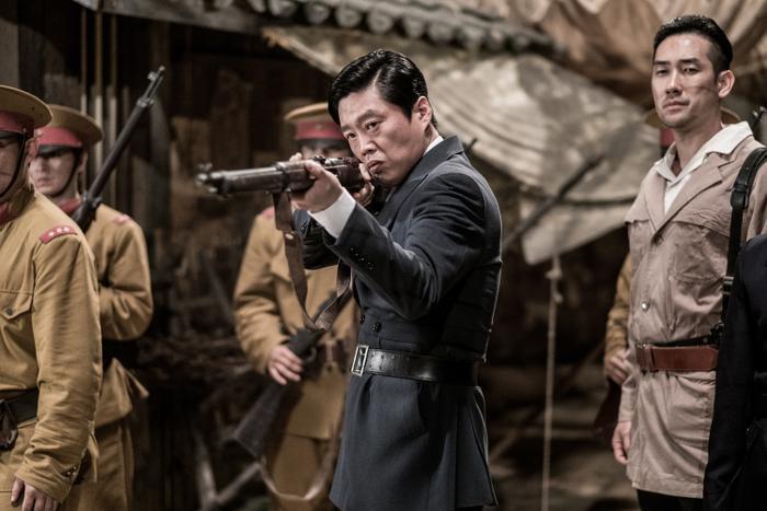 Hiện thực tàn khốc của xã hội Hàn Quốc trong những năm 1910.