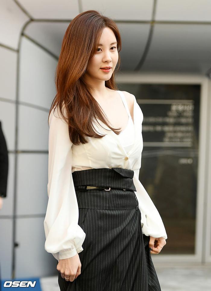Seohyun, cựu thành viên SNSD.