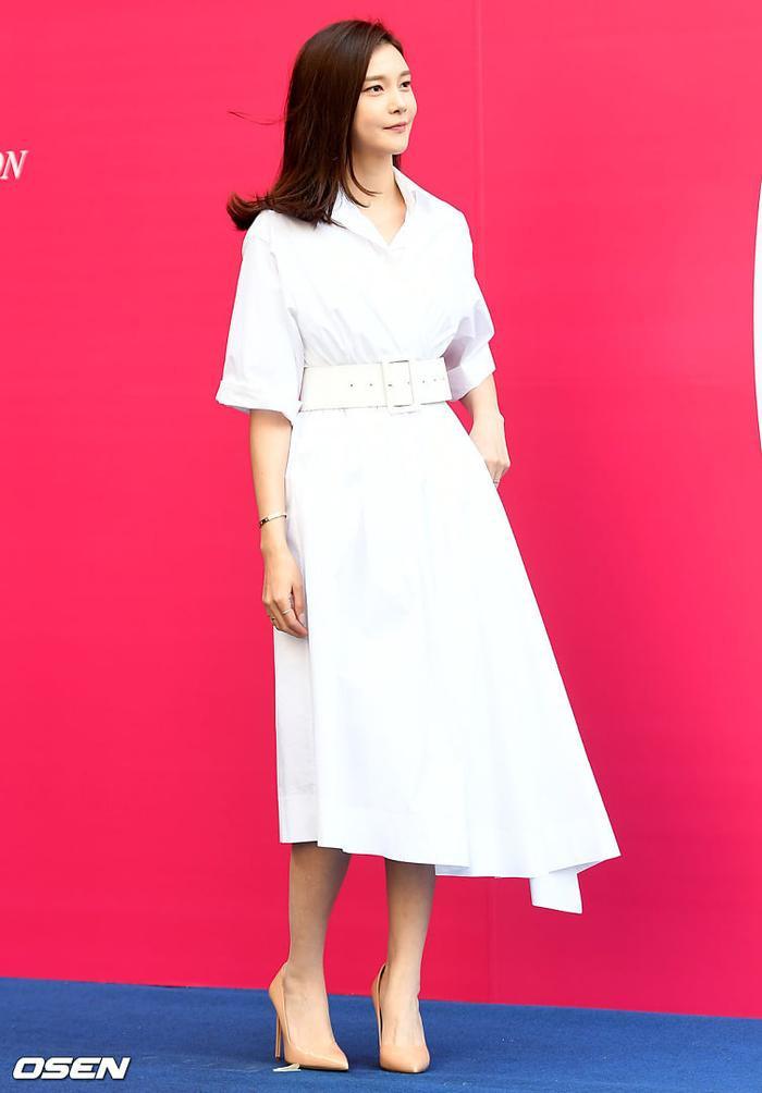 Cha Ye Ryun, bà xã nam diễn viên Joo Sang Wook.
