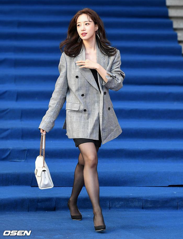 Cũng như Seohyun, nữ ngôi sao tích cực tham gia diễn xuất.
