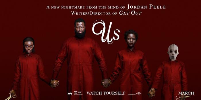Poster của Us - Chúng ta.