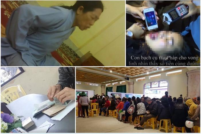 Bộ Công an sẽ kiểm tra, xử lý vụ việc 'thỉnh vong báo oán' tại chùa Ba Vàng