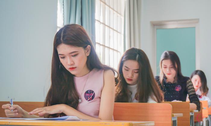 Sơ khảo Miss UFM 2019: Nhan sắc nữ sinh ấn tượng trong từng khung hình! ảnh 4
