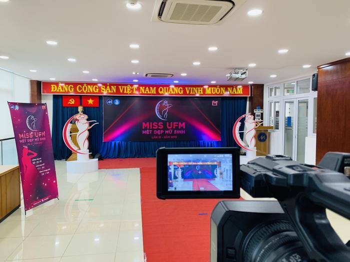 Sơ khảo Miss UFM 2019: Nhan sắc nữ sinh ấn tượng trong từng khung hình! ảnh 2