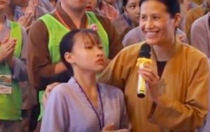 Cô gái co giật trong các clip 'vong nhập' ở chùa Ba Vàng: 'Tôi khẳng định bản thân không diễn xuất để lấy tiền nhà chùa lừa gạt mọi người'