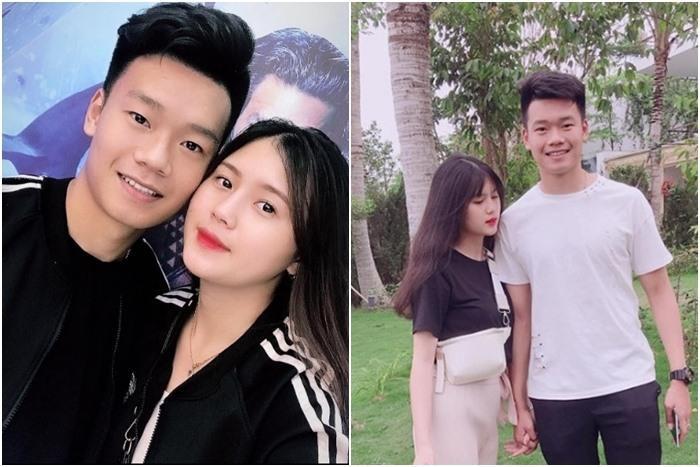 Bạn gái của anh chàng là gô Tố Uyên (sinh năm 1999) và cùng quê Tuyên Quang
