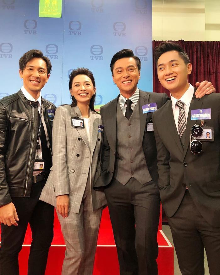 Thái Tư Bối hoặc Thang Lạc Văn sẽ thay vai của Huỳnh Tâm Dĩnh trong phim Bằng chứng thép 4? ảnh 2