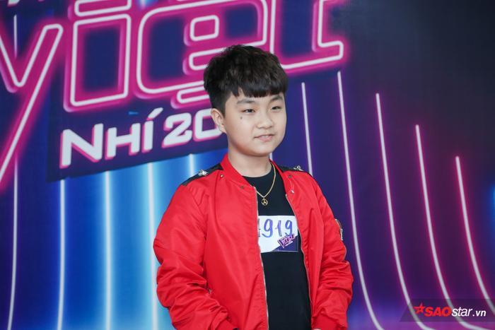 Ngắm loạt hot boy, hot girl đổ bộ vòng tuyển sinh Giọng hát Việt nhí 2019 ảnh 5