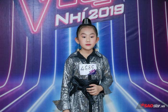 Ngắm loạt hot boy, hot girl đổ bộ vòng tuyển sinh Giọng hát Việt nhí 2019 ảnh 6