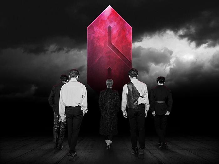 Teaser đầy bí ẩn của 5 chàng trai