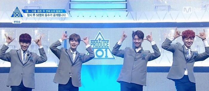 4 chàng trai đều đã trở nên quen thuộc với khán giả chương trình Produce mùa 2.