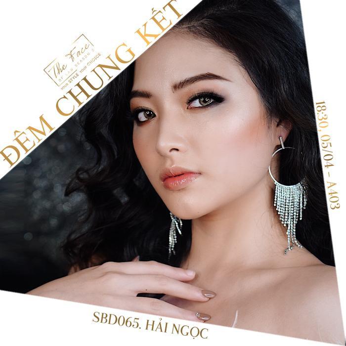 Thí sinh Lưu Hải Ngọc SBD065