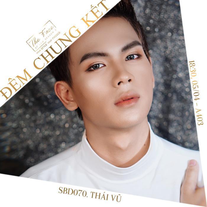 Thí sinh Vũ Hồng Thái SBD070