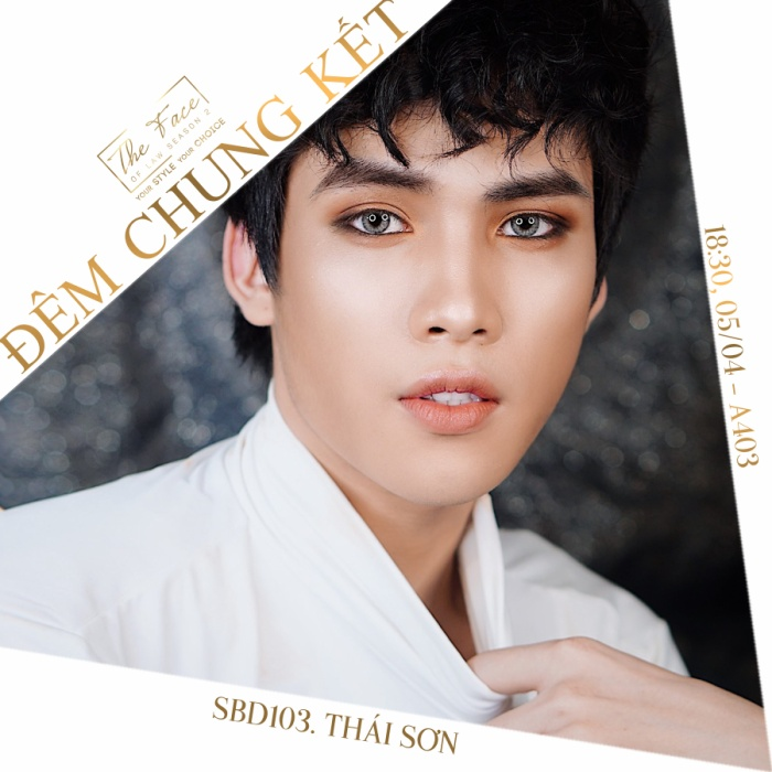 Thí sinh Phạm Thái Sơn SBD103