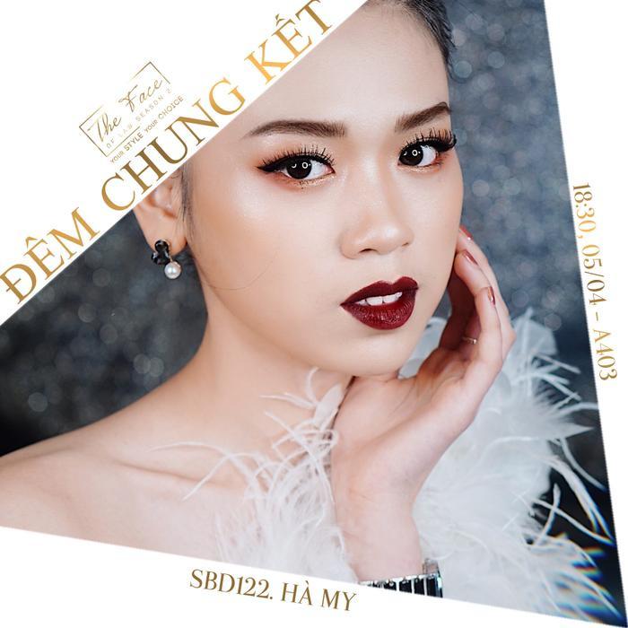 Thí sinh Trần Hà My SBD122