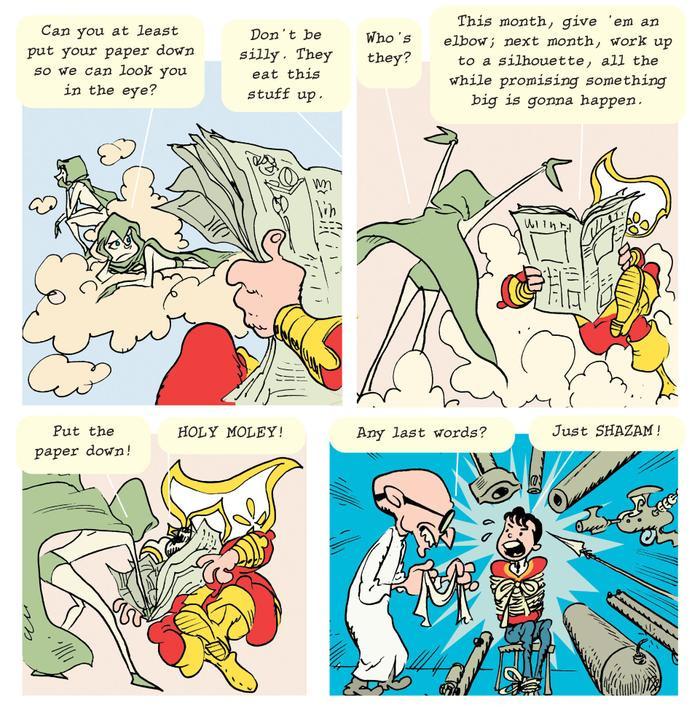 Captain Marvel bơ đẹp Spectre
