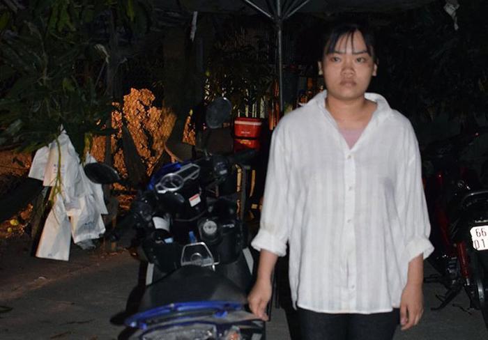 Nghi phạm Phạm Thị Mai Linh. Ảnh: Vietnamnet.