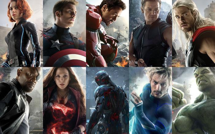 'Avengers: Age of Ultron' vốn được chuẩn bị để Captain Marvel debut ảnh 4