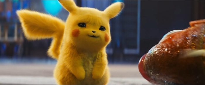 'Detective Pikachu' tung clip giới thiệu loạt Pokemon và tính năng sẽ xuất hiện trong phim