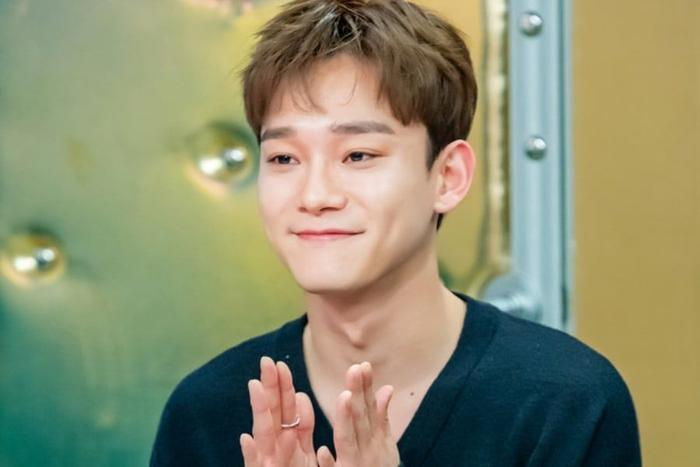 Thành viên Chen của EXO.