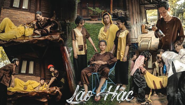 """Tác phẩm """"Lão Hạc"""" của nhà văn Nam Cao. Ảnh: Bảo Lâm"""