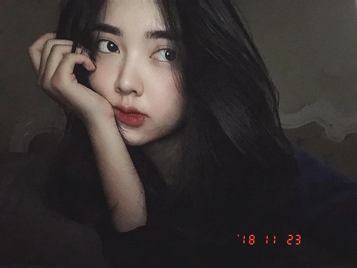 Mai Hà Trang sở hữu khuôn mặt xinh xắn khiến nhiều người mến mộ.