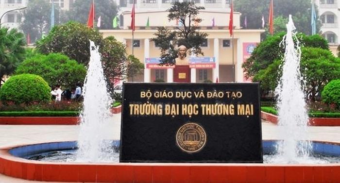 Một thí sinh được sửa điểm để đỗ ĐH Thương mại ở tỉnhHoà Bình đã tự viết đơn xin nghỉ học. Ảnh: Báo Công Lý