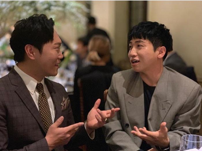Đám cưới Lee Yong Jin: Cô dâu giống Yoo In Na, Super Junior  Yoo Jae Suk và nhiều sao tham dự ảnh 13