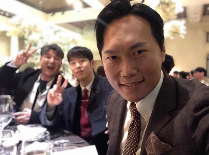 Diễn viên hài Song Woo Jin, Shin Dong và P.O