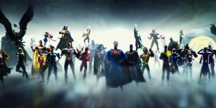 Vũ trụ điện ảnh World Of DC